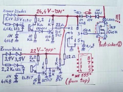 mppt circuit diagram