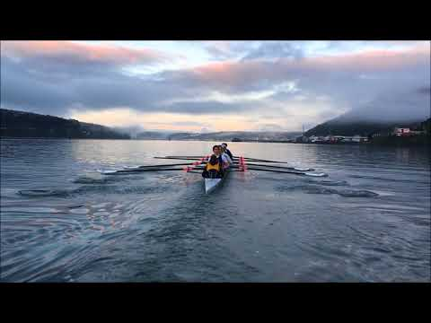 OURC Senior Mens 8+ to race St Petersburg 2017