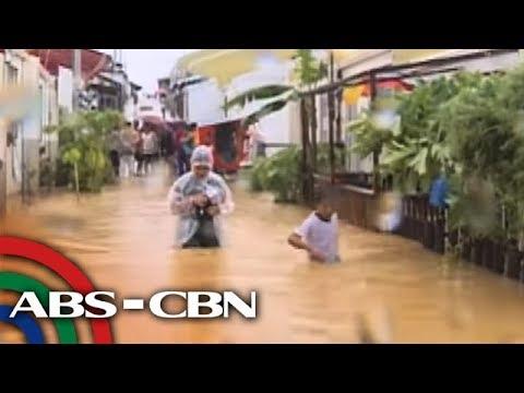 'Urduja' nanalanta sa Eastern Samar, Leyte