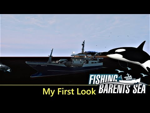 Fishing Barents Sea | First Look |