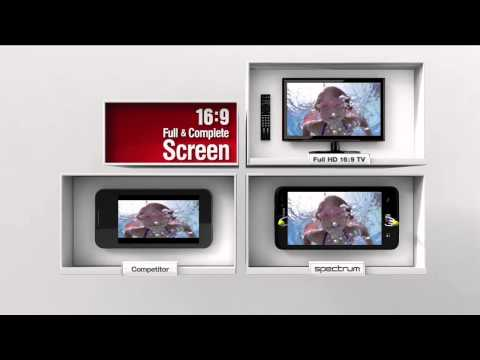 LG Optimus LTE (Spectrum) - Feature Film: True HD & The Best LTE