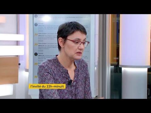 France Info 13 mars 2018 :L'opinion ouvrière doit être solidaire des cheminots