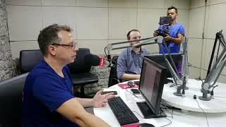 Entrevista à Rádio CBN Campinas #AbreOOlho #AlvaroDias19