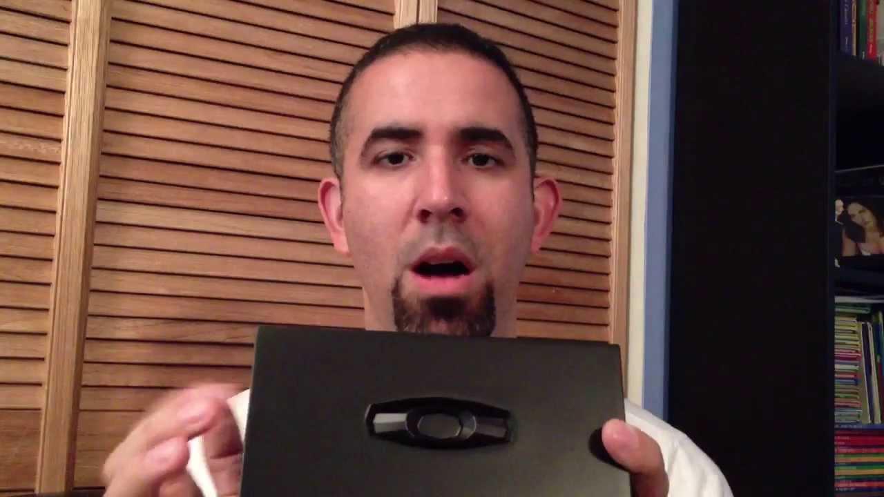 284586fd6a9 Oakley Pit Boss - YouTube