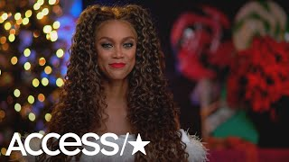 Tyra Banks Tells You Everything You're Dying To Know About 'Life-Size 2' | Access
