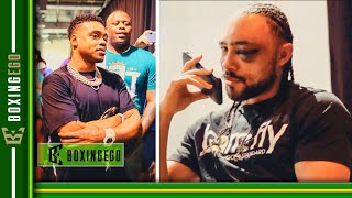 Errol Spence Fires Back at Shawn Porter; BODIES 'Corny' Thurman in EPIC POD