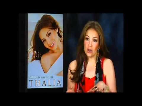 """Entrevista de Thalia en """"Fox News Latino"""" sobre """"Cada dia mas fuerte"""""""