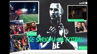 SE ŠÁRKOU NA FOTBAL: AC Sparta Praha - FC Slovan Liberec