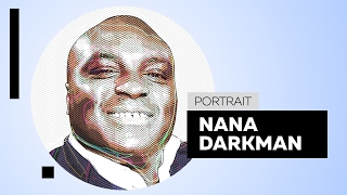 Interview with rapper & DJ Nana Darkman. Portrait #Dukascopy