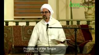 Effects of Music - Sheikh Hamza Yusuf