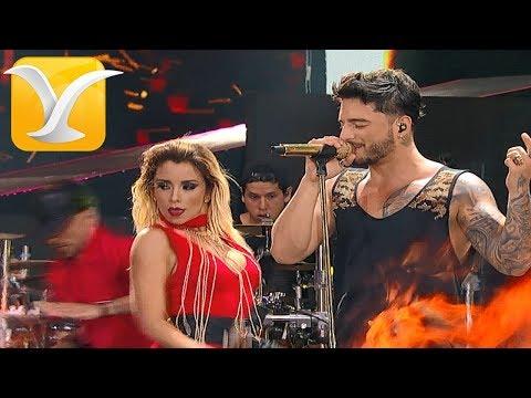 Maluma - La temperatura - Festival de Viña del Mar 2017 HD 1080p