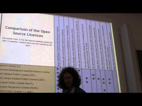 Open Source Based Business Models part 2