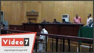 """بالفيديو..تغيب الشاهد الثالث فى أحداث """"منشية القناطر"""" عن الجلسة.. والمحكمة تطلب إحضاره"""