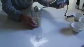 Making Whole Egg Mayonnaise