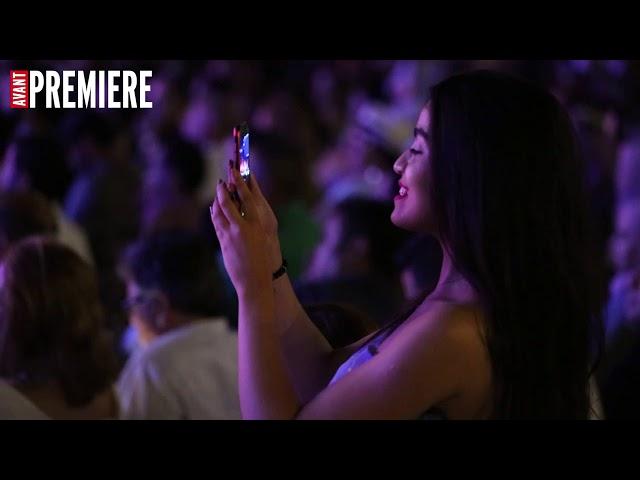حفل الفنانة فايا يونان بمهرجان قرطاج (الدورة 55)