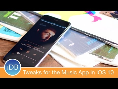 These are the Best Jailbreak Tweaks for the Music App in iOS 10