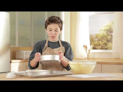 How To Bake Cake Kids Style