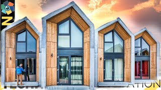 15 Tiny Homes and Shelters Revolutionizing Housing