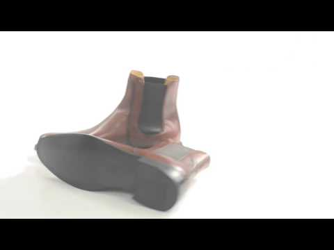 A. Testoni Antique Chelsea Boots - Leather (For Men)