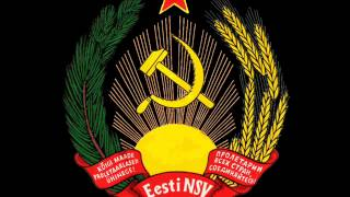 Anthem of the Estonian Soviet Socialist Republic