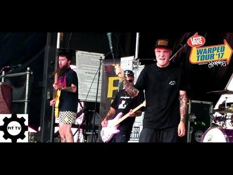 Neck Deep- Kali Ma (live Vans Warped Tour 2017)