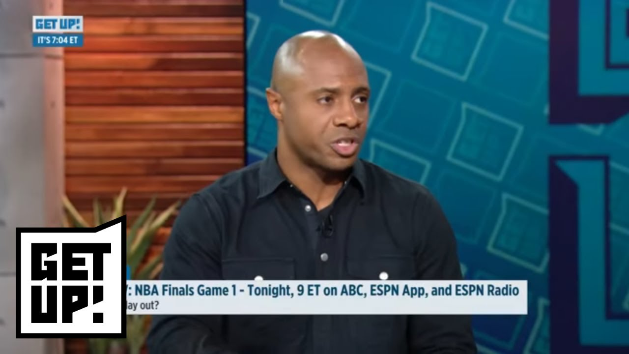 jay williams picks cleveland cavaliers to win nba finals | get up