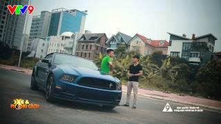 Xe và Phong Cách - Siêu Xe Cơ Bắp - Ford mustang GT 5.0 convertible
