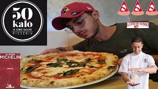 NAPOLI VS CASERTA - Qual'è la pizza migliore del mondo? (50 Kalò di Ciro Salvo)