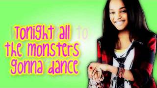 Calling All The Monsters- China Anne McClain (LYRICS + DOWNLOAD ! )