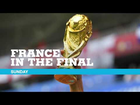 France in the final!