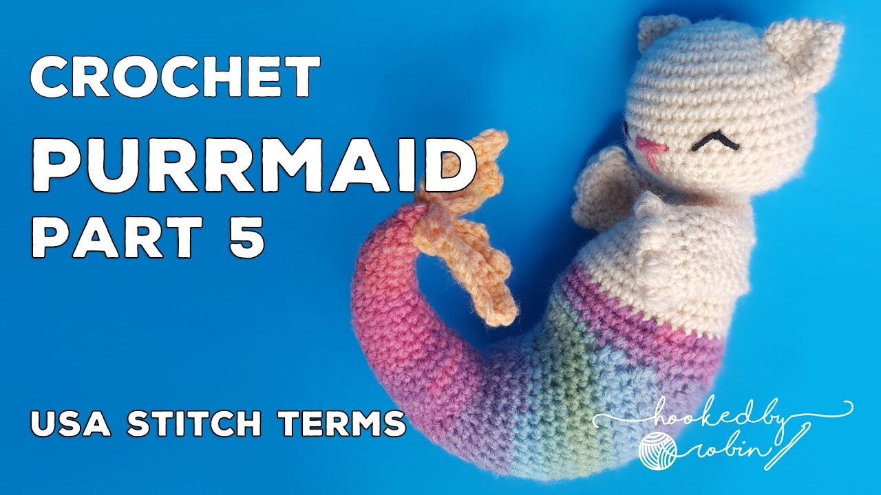 MY CROCHET DOLL 4 | THE ARMS - Crochet Lovers Tutorials | 720x1280