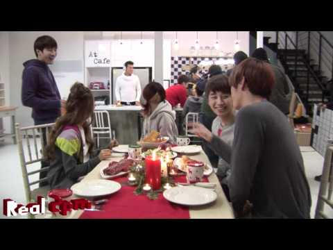[Real 2PM] JYP Nation M/V 촬영이야기3^^ (2PM M/V Behind the Scenes)