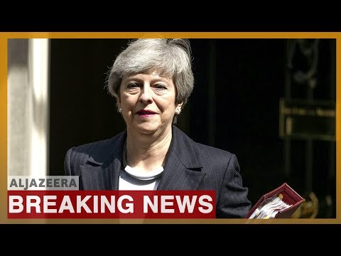 Theresa May announces her resignation | Al Jazeera English