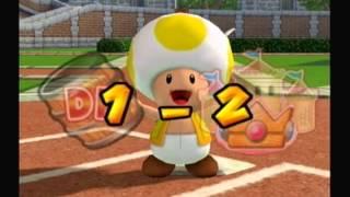 Let's Play Mario Superstar Baseball - Challenge Mode - Donkey Kong (Part 2)