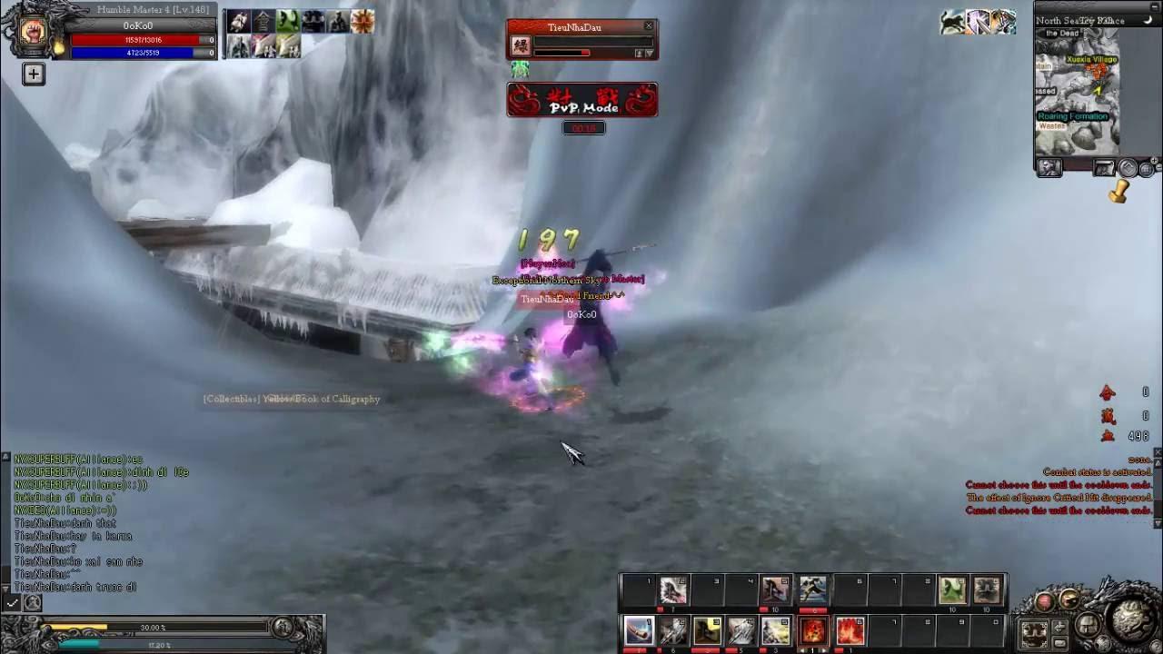 9D Redfox Awaken PvP Humble Master 4 vs Humble Master 9