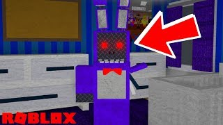NEW FNAF 4 House And The Joy of Creation Map in Roblox FNAF RP