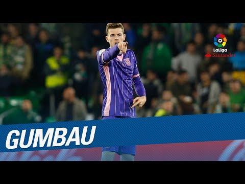 Great Goal of Gumbau (2-1) Real Betis vs CD Leganés