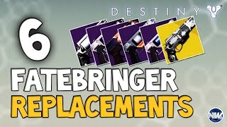 Destiny Fatebringer Alternatives | New Taken King Hand Cannons w/Firefly Perk!