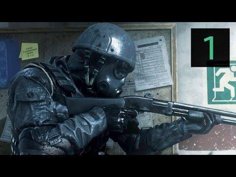 Прохождение Call of Duty 4: Modern Warfare Remastered — Часть 1: Успеть за 19 секунд