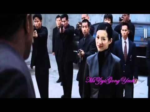 Rush Hour 2  Ziyi Zhang