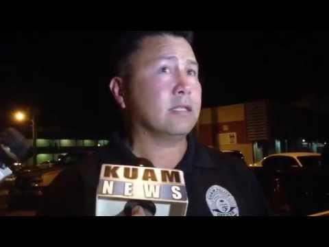 GPD comments on the Hagatna Precinct shooting death