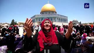 الأردن يكمل تركيب نظام الإطفاء في المسجد الأقصى