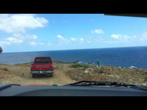 Drive to Natural Pool