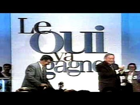Référendum sur la Souveraineté du Québec de 1995 - Point de Rupture (1/2)