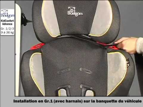 Rehausseur haut boulgom groupe 1 2 et 3 disponible sur for Siege auto boulgom