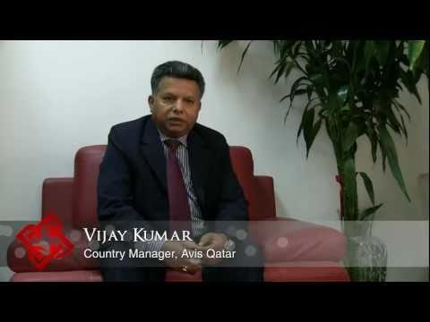 Executive Focus: Vijay Kumar, Country Manager, Avis Qatar
