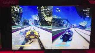 nintendomain podcast fast rmx fast racing multiplayer at nintendo switch chicago event 2 17 17