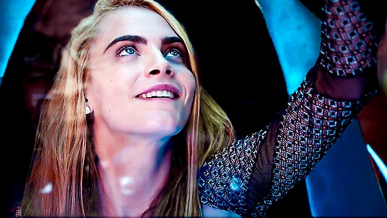 Valerian Official Last Trailer Movie Hd Cara Delevingne New
