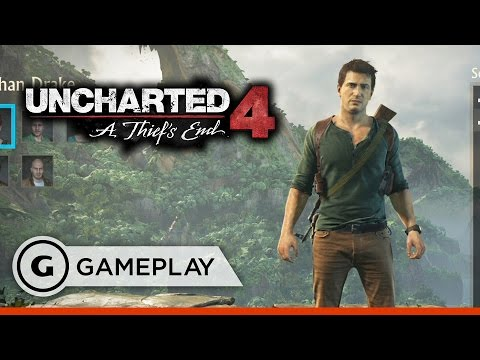 Uncharted 4 Multiplayer Beta Highlights