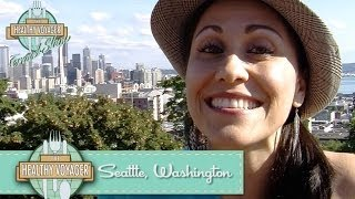 Seattle Healthy and Vegan Travel Show on The Healthy Voyager Hosted by Carolyn Scott-Hamilton